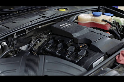 2008 Audi A4 20 T Quattro Turbo Replacement
