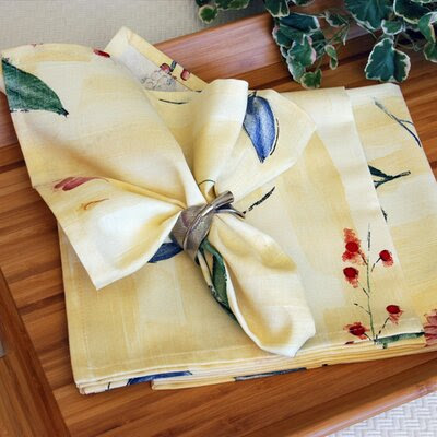 Pacific Table Linens Wicker Table Linens and Placemats Dinner ...
