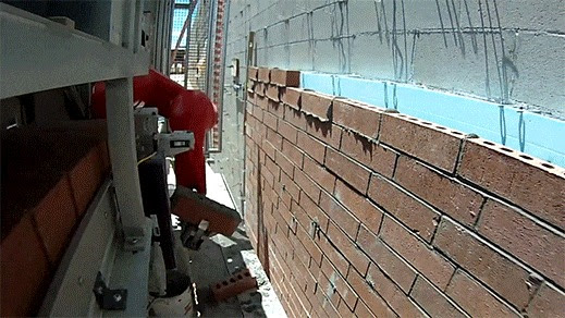 New Construction Robot Lays Bricks 3 Times as Fast as Human Workers