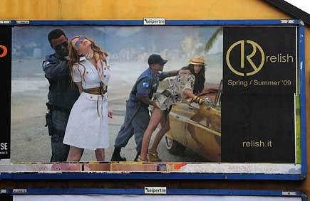 pubblicità relish