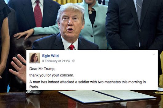 This Woman Fact-Checked A Donald Trump Tweet And It Was Brilliant