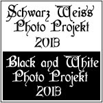 Black and white Photo Project 2013 / Black and White Photo Project 2013 - Logo