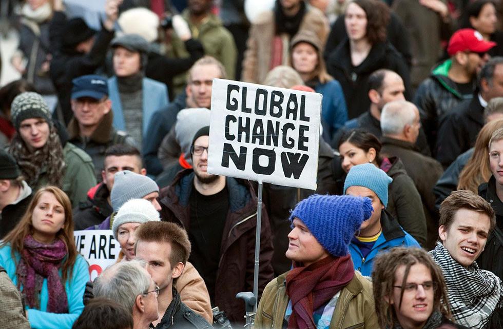 Occupy Stockholm, Sweden