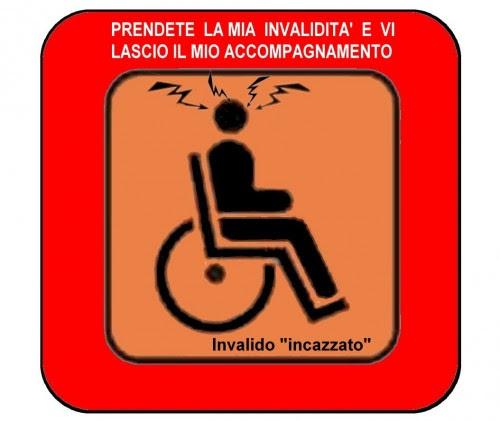 sfoghi,satira,attualità,opinioni,assegni di invalidità,proposta di modifica,