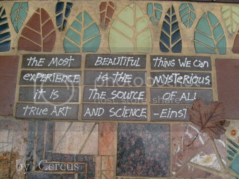the most beautiful thing we can experience is the mysterious it is the root of all art and science -einstein