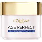 L'Oreal Dermo-Expertise Age Perfect Anti-Sagging and Ultra Hydrating Night Cream - 2.5 oz jar