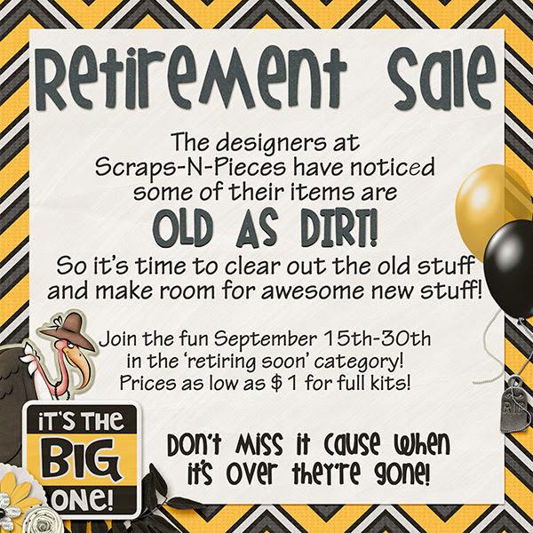 retirement sale ad