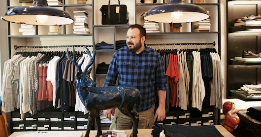 A Men's Boutique Owner Answers Your Burning Fashion Questions