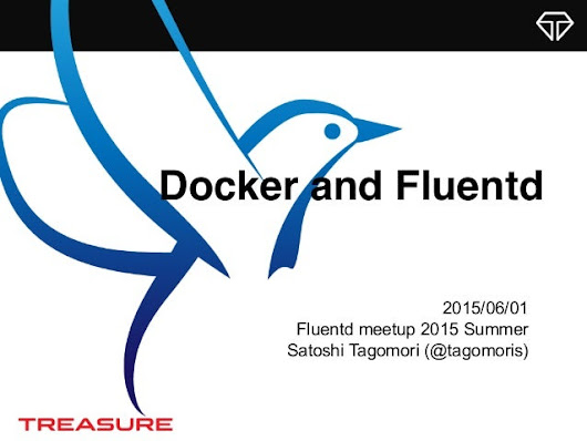 Docker and Fluentd