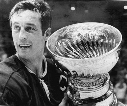 Jean Beliveau Stanley Cup 1971, Jean Beliveau Stanley Cup 1971