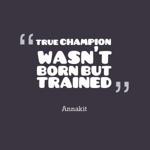 Quotes About Heart Of A Champion 32 Quotes