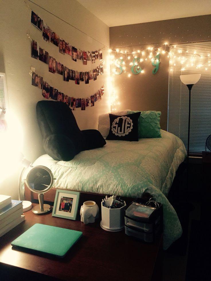 15 Amazing College Bedroom Design Ideas - Decoration Love