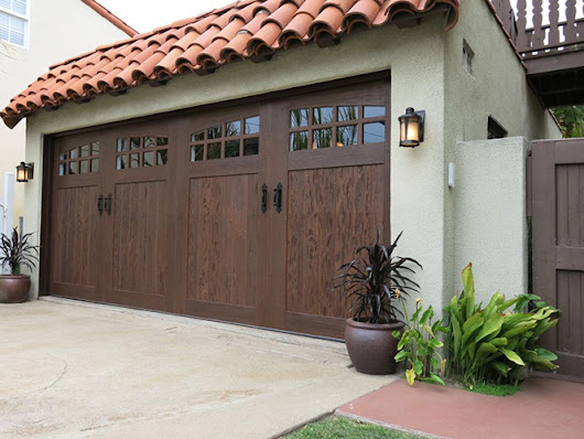 Super-charge Your Curb Appeal with a Garage Door Makeover