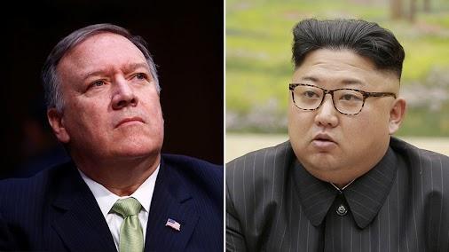 ???????? Mike Pompeo had secret meeting with Kim Jong-un https://www.rt.com/usa/424467-pompeo-secret...