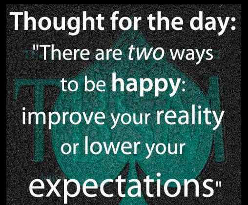 Happy Thoughts For The Day Good Morning Quotes
