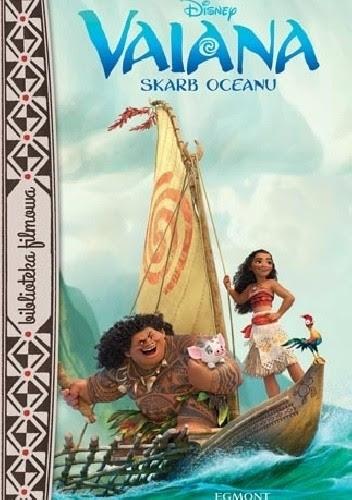 Vaiana Skarb Oceanu Suzanne Francis 3957755 Lubimyczytaćpl