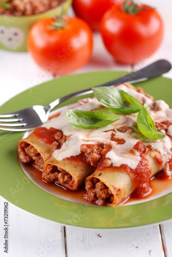 Zuppa ricetta cannelloni ricetta tradizionale - Forno microonde e tradizionale insieme ...