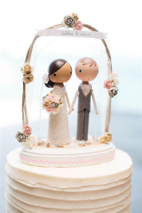 Debbie and Adam: Modern Style Beach Wedding Inspiration