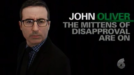 Watch John Oliver's Message To Jack Warner That Aired On Trinidad TV
