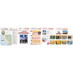 Eureka EU-847019 State Bulletin Board Set - Texas