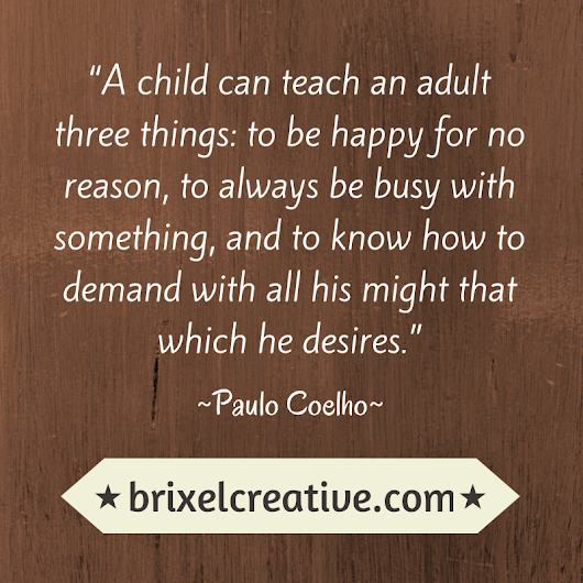 4 Amazing Things Adults Can Learn From Children