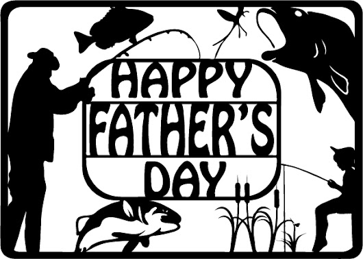 Father's Day Cardmaking with your cutting Machine! » Kabram Krafts