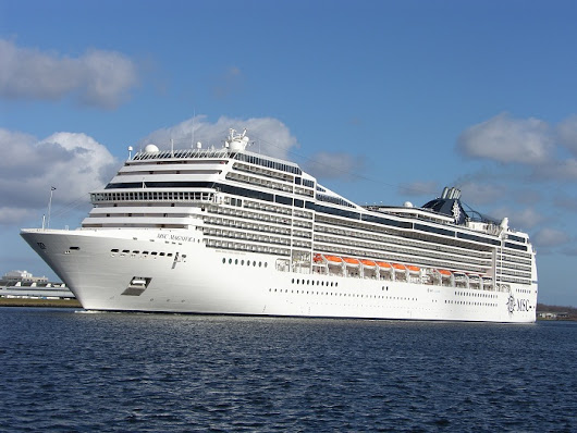 Msc: prima Cruise World a bordo di Msc Magnifica - I love crociere