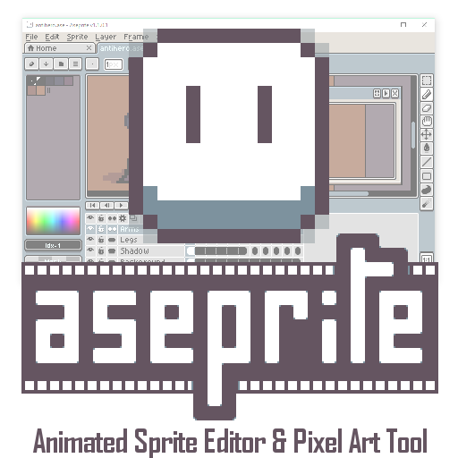 Steam Greenlight :: Aseprite