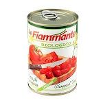 La Fiammante Organic Chopped Tomatoes, 14 oz | By Supermarket Italy