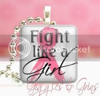 Etsy Find! Breast Cancer Awareness