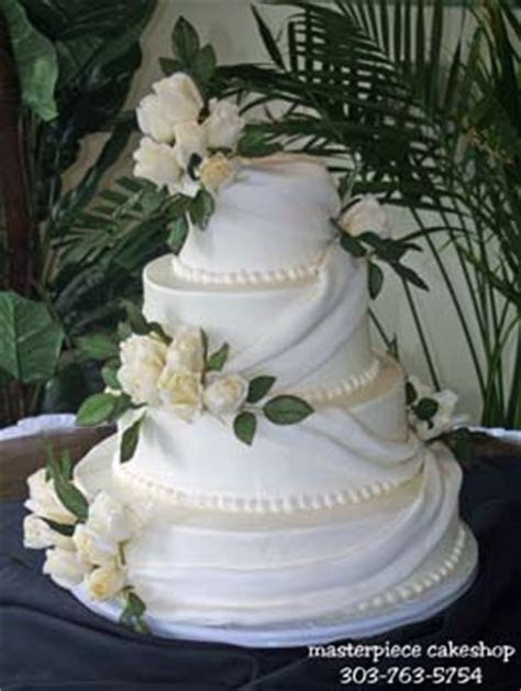 Wedding   MASTERPIECE CAKESHOP