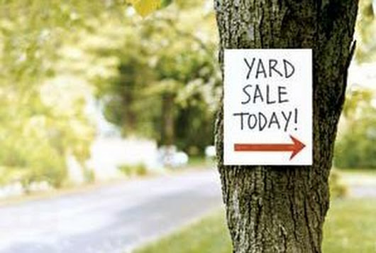7 Tips for a Successful Garage Sale