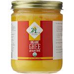 24 Mantra Organic Ghee 14 Oz