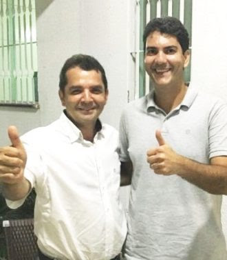 Hilton Gonçalo e Eduardo Braide
