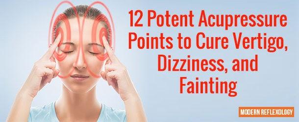 livhygiene: Acupressure Points to Cure Vertigo, Dizziness ...