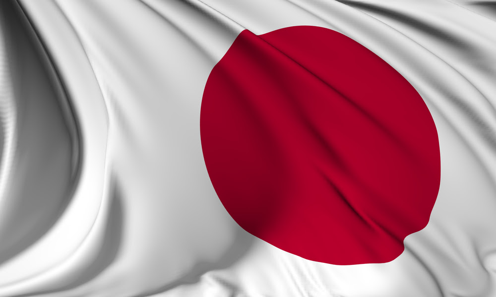 Japón-bandera