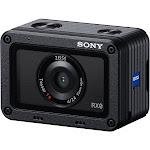Sony RX0 15.3 MP Ultra HD Action Camera - 4K - Black