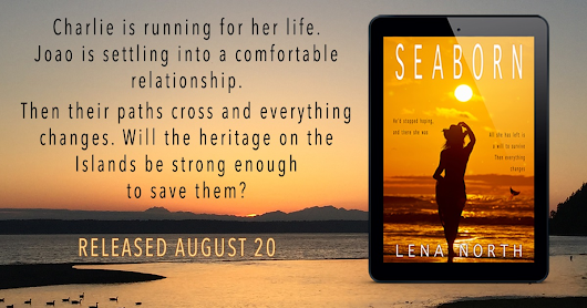 Release Blitz: SEABORN, A Paranormal Romance By LENA NORTH @lenanorthbooks @RABTBookTours
