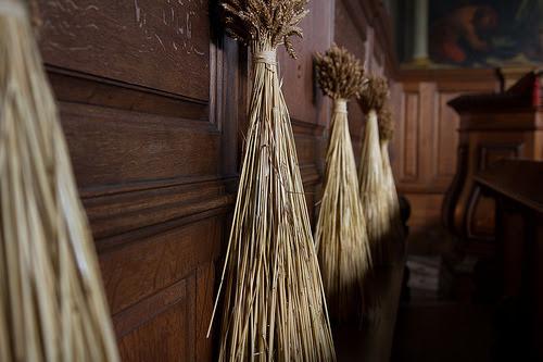 Corn dolly by -hedgehogjp- #flickstackr  Flickr: http://flic.kr/p/gDy8WS