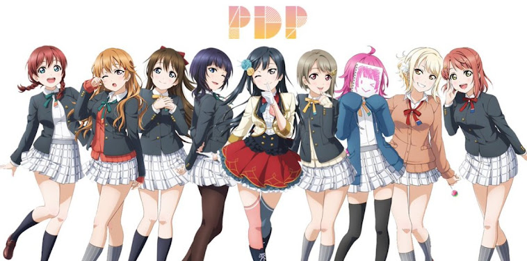Love Live New Group