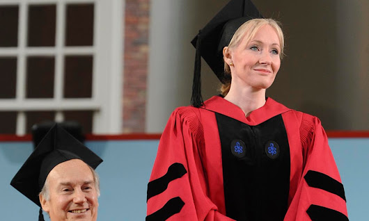 JK Rowling's life advice: ten quotes on the lessons of failure | Books | The Guardian