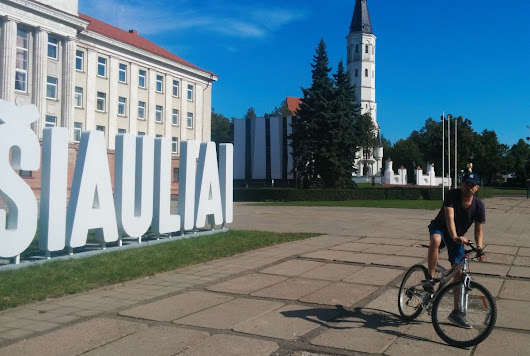 Cycling Lithuania
