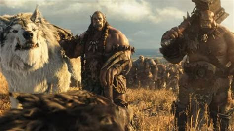 Warcraft film trailer is shown to fans for the first time