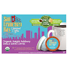 San Francisco Bay Gourmet Coffee Organic Haight Ashbury Blend OneCup, 80ct