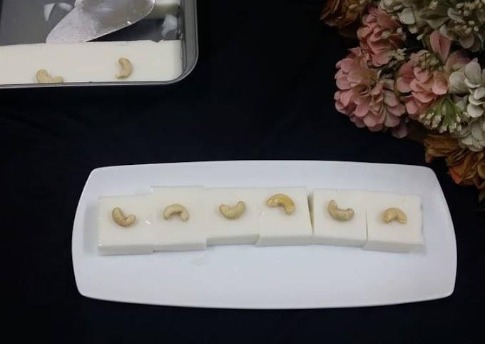 See How To Do It Prepare Tasty Food Coconut Milk Panna Cotta Recipe