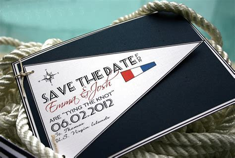 5 Fabulous Nautical Themed Wedding Ideas   WeddingElation