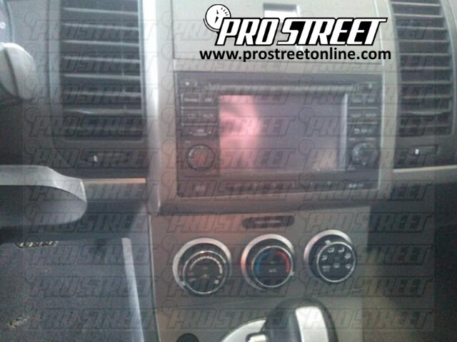 Nissan Sentra Stereo Wiring Diagram My Pro Street