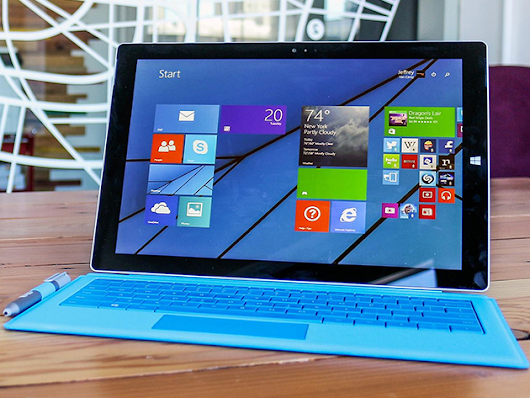 Performance Meets Portability In This Extraordinary New Tablet/Laptop Hybrid from Microsoft