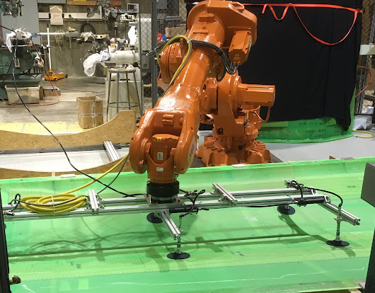 Strengthening U.S. Manufacturing Using Advanced Robotics