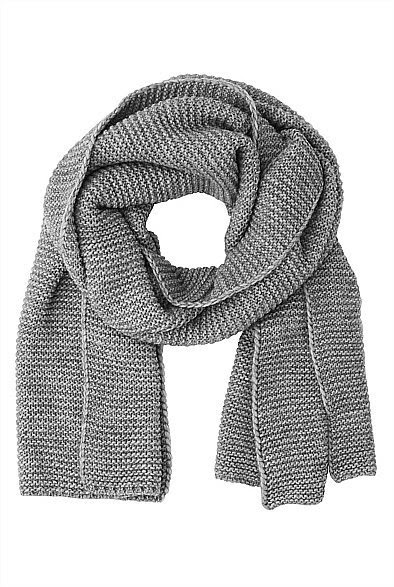 Scarf, $39.95, Witchery
